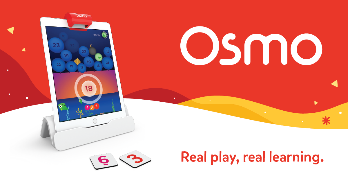 Osmo | Real Play, Real Learning